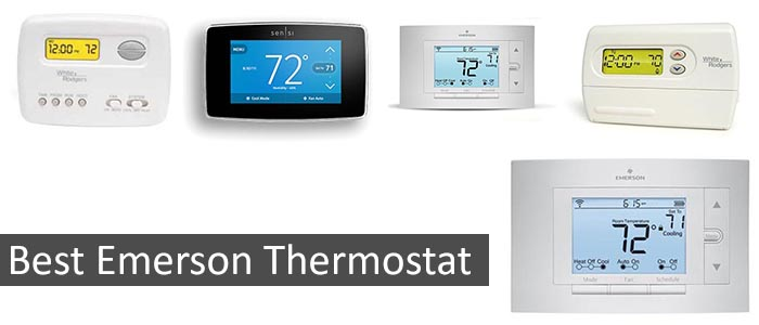 Best Emerson Thermostats